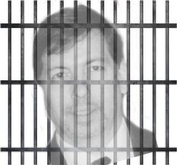 RJ Johnson jail bars