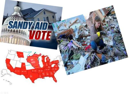 House Sandy Aid