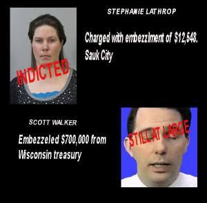 embezzle